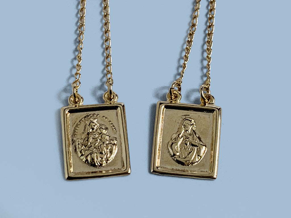 Devotional Scapular -Large