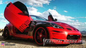 Floyd's Nissan 350Z with Vertical Lambo Doors by Vertical Doors, Inc.
