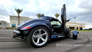 Prowler 1997-2002 from California featuring Vertical Lambo Door Conversion Kit by Vertical Doors Inc.