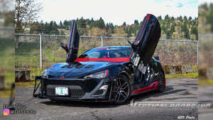 Check out Jimmy's @FRSJimbo Scion FRS from Oregon featuring Vertical Lambo Doors Conversion Kit from Vertical Doors, Inc.