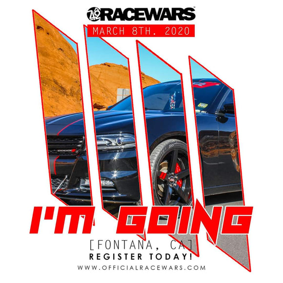 3/8/20 | RACEWARS SEASON OPENER 2020 | Come and check out Brittany's @beautifulbeast_17 Dodge Charger at the