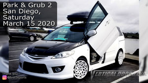 Saturday, 3/15/2020 | San Diego Car Community presents: Park & Grub 2 | Ski Beach Park 1600 Vacation Rd, San Diego, CA 92109
