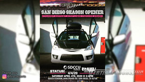 Saturday, April 4, 2020 | Clean Culture San Diego Season Opener | SDCCU Stadium San Diego