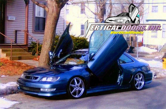Acura CL 1996-1999 2DR Vertical Doors