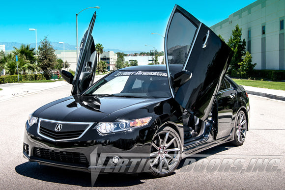Acura TSX 2009-2014 4DR Vertical Doors -Special Order-