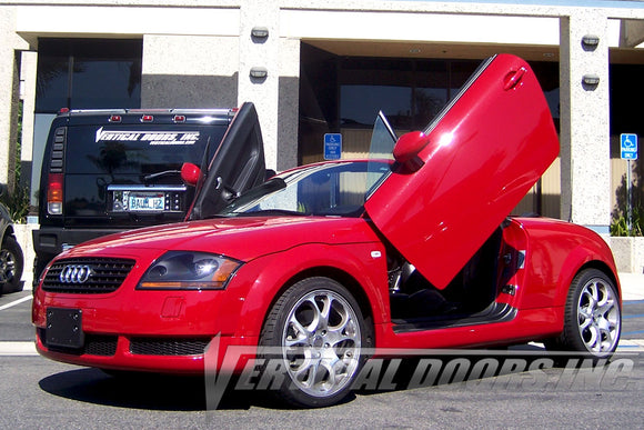 Audi TT 1999-2006 2DR Vertical Lambo Doors Conversion Kit