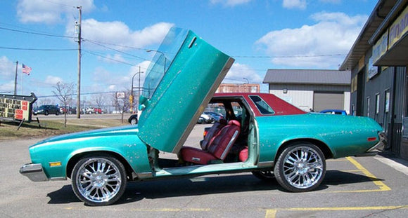 Buick Regal 1978-1987 Vertical Lambo Doors Conversion Kit