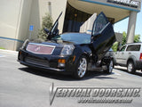 Cadillac CTS 2002-2007 4DR Vertical Doors