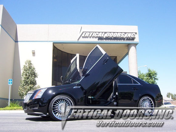 Cadillac CTS 2008-2013 4DR Vertical Lambo Doors Conversion Kit