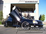 Cadillac Deville 2000-2005 Vertical Lambo Doors Conversion Kit