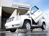 Cadillac Escalade 2007-2014 Vertical Lambo Doors Conversion Kit