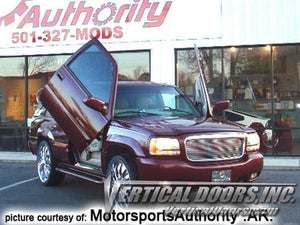 Cadillac Escalade 1999-2001 Vertical Lambo Doors Conversion Kit