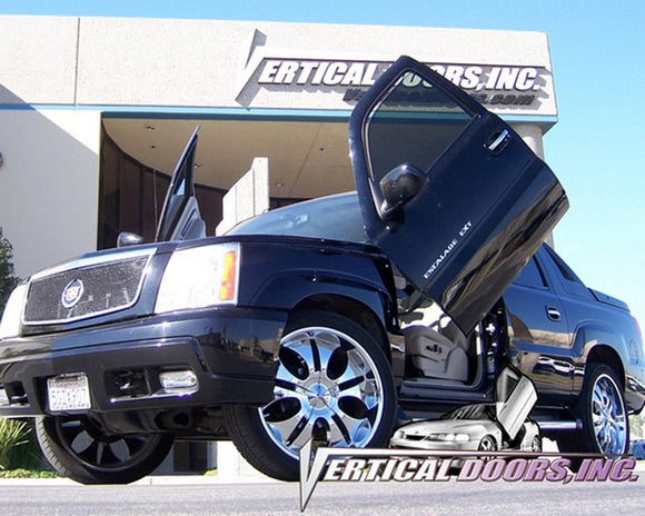 Cadillac Ext 2002-2006 Vertical Lambo Doors Conversion Kit