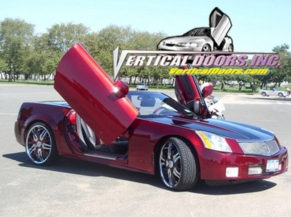 Cadillac XLR 2004-2009 Vertical Lambo Doors Conversion Kit
