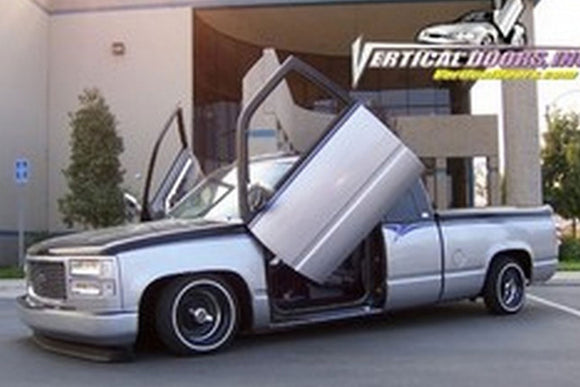 Chevrolet Truck 1988-1998 Vertical Lambo Doors Conversion Kit
