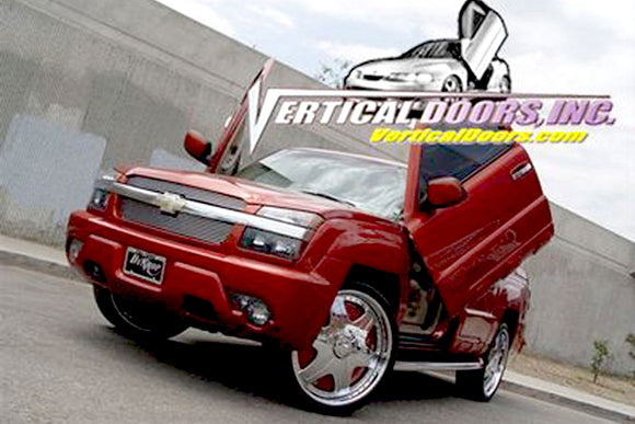 Chevrolet Avalanche 2003-2006 Vertical Lambo Doors Conversion Kit