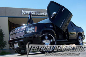 Chevrolet Avalanche 2007-2010 Vertical Lambo Doors Conversion Kit