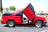 Chevrolet Blazer 1995-2005 Vertical Doors