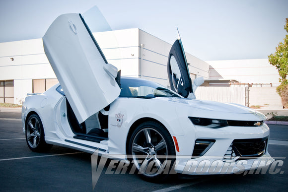 Chevrolet Camaro 2016-2021 Vertical Doors