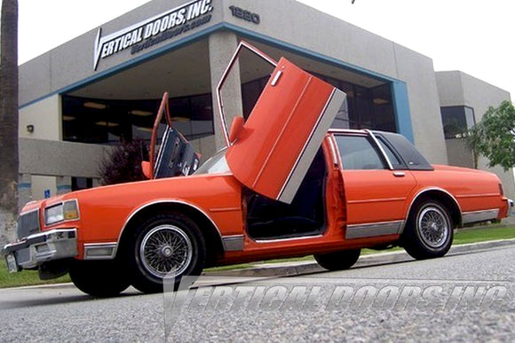 Chevrolet Caprice 1977-1990 Vertical Lambo Doors Conversion Kit