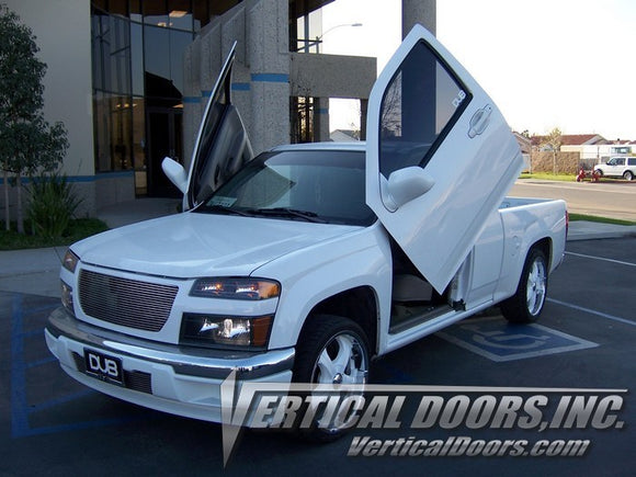 Chevrolet Colorado 2004-2012 Vertical Doors -Special Order-