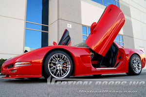 Chevrolet Corvette C-5 1997-2004 Vertical Lambo Doors Conversion Kit