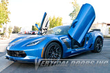 Chevrolet Corvette C-7 2014-2016 Vertical Doors