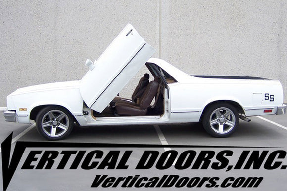 Chevrolet El Camino 1978-1987 Vertical Lambo Doors Conversion Kit