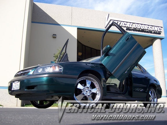 Chevrolet Impala 2000-2005 Vertical Lambo Doors Conversion Kit
