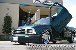 Chevrolet S10 1994-2004 Vertical Lambo Doors Conversion Kit