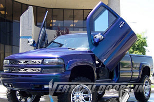 Chevrolet Silverado 1999-2006 Vertical Lambo Doors Conversion Kit