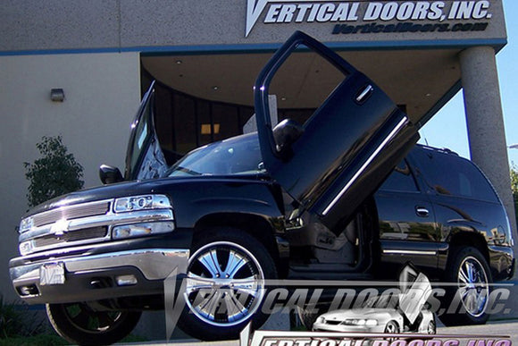 Chevrolet Suburban 2000-2006 Vertical Lambo Doors Conversion Kit