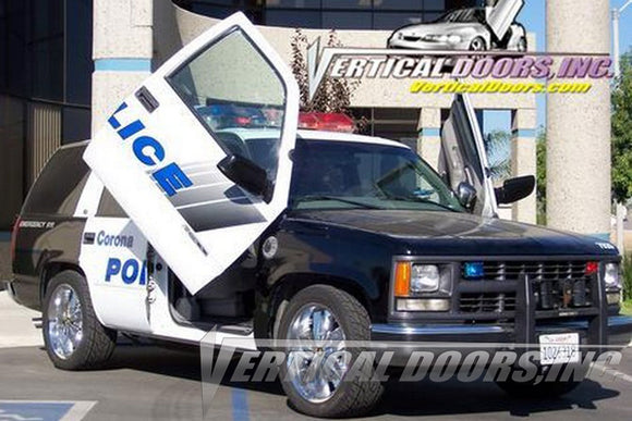Chevrolet Suburban 1992-1999 Vertical Lambo Doors Conversion Kit