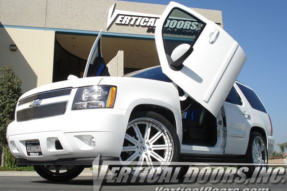 Chevrolet Tahoe 2007-2014 Vertical Lambo Doors Conversion Kit