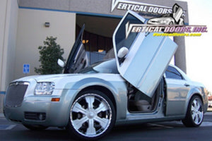 Chrysler 300 2004-2010 Vertical Lambo Doors Conversion Kit