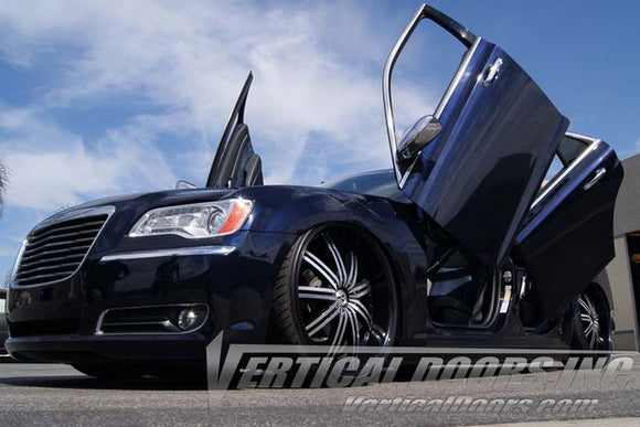 Chrysler 300 2011-2020 Rear Vertical Lambo Doors
