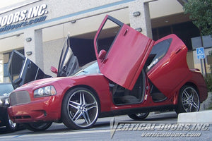 Dodge Charger 2005-2010 Rear Vertical Lambo Doors
