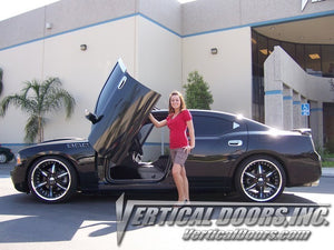 Dodge Charger 2005-2010 Vertical Lambo Doors Conversion Kit