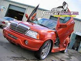 Ford F-150 1997-2003 Vertical Doors