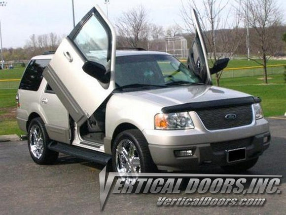 Ford Expedition 2003-2006 Vertical Lambo Doors Conversion Kit
