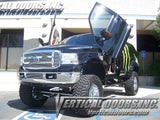 Ford Excursion 2000-2005 Vertical Lambo Doors Conversion Kit