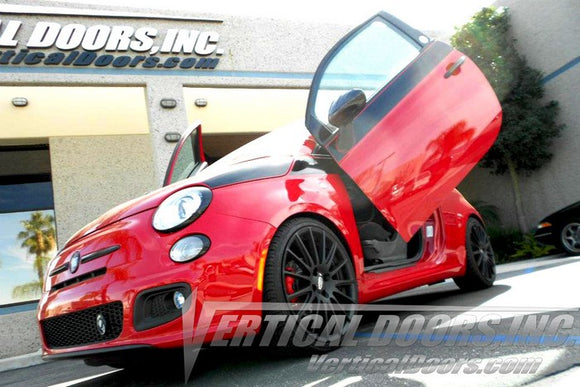 Fiat 500 2011-2012 Vertical Lambo Doors Conversion Kit