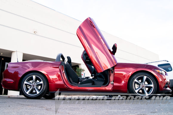 Ford Mustang 2015-2020 Vertical Doors