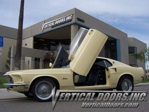 Ford Mustang 1969-1970 Vertical Doors -Special Order-