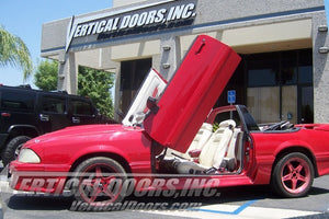 Ford Mustang 1979-1993 2 DR Vertical Doors -Special Order-