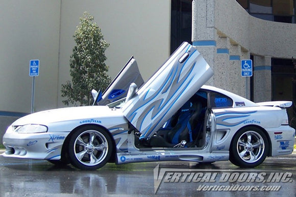 Ford Mustang 1994-1998 Vertical Doors