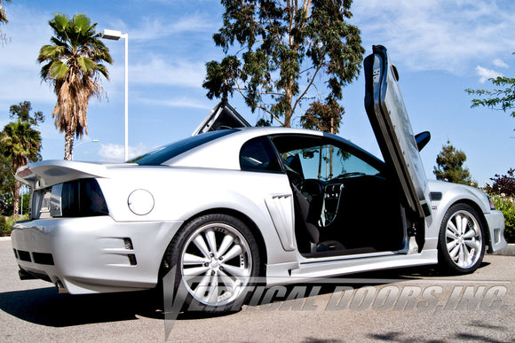 Ford Mustang 1999-2004 Vertical Doors