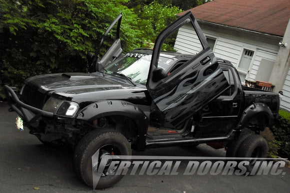 Ford Explorer Sport Trac 2001-2005 Vertical Doors