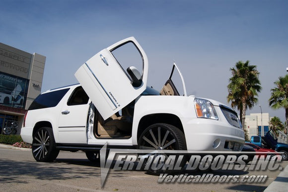 GMC Denali 2007-2010 Vertical Lambo Doors Conversion Kit