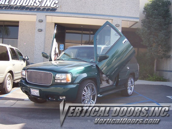 GMC Denali 1998-2006 Vertical Lambo Doors Conversion Kit